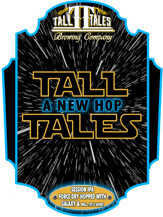 Logo of Tall Tales A New Hop