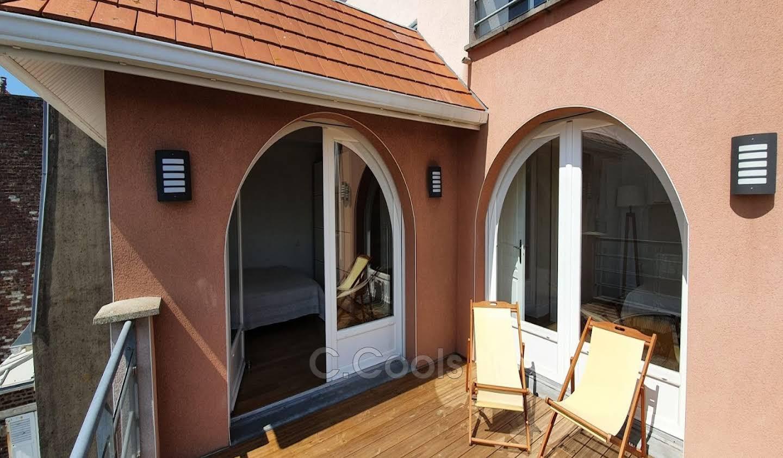 Appartement avec terrasse Le Touquet-Paris-Plage