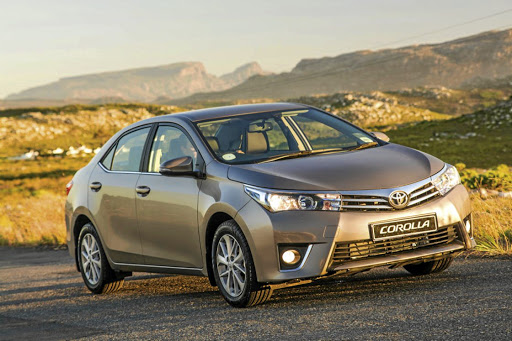 The Toyota Corolla. Picture: SUPPLIED