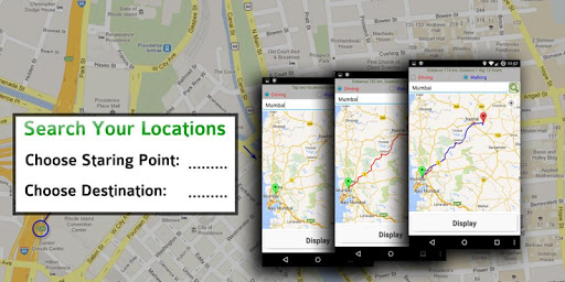 GPS Best Route Finder