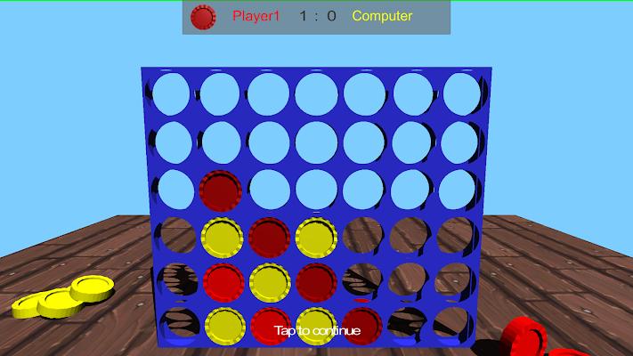 Connect Four - screenshot