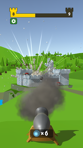Castle Wreck - screenshot