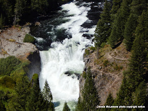 Photo: Lower Mesa Falls