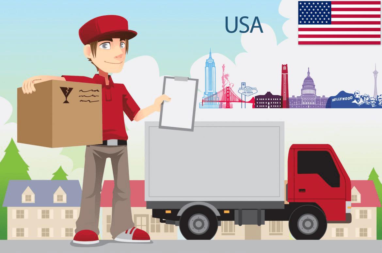 Thời gian chuyển hàng đi Mỹ có sự chênh lệch giữa đường biển và hàng không
