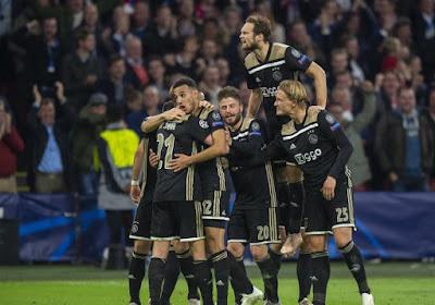 Ajax recupereert basispion voor clash met Tottenham