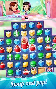 Crazy Cake Swap: Matching Game 1.51 6