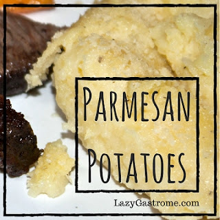 Parmesan Potatoes – Baked and Mashed to Goodness!.