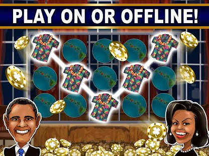 President Trump Slot Machines with Bonus Games!- screenshot thumbnail