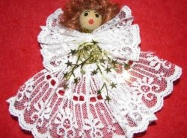 Angel Craft Ornaments Recipe