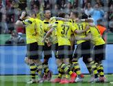 Borussia Mönchengladbach verslaat Bayern München, Borussia Dortmund sluipt dichter