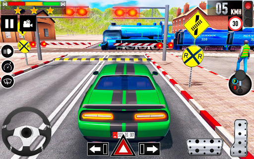 Car Driving School 2020: Real Driving Academy Test modavailable screenshots 11
