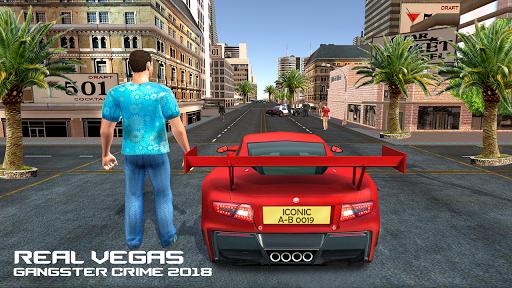 Real Vegas Gangster Crime 2018 - Gangster City 3D 1.1 screenshots 1