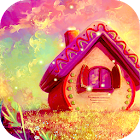 Sweet Home : Colorful day & night Live wallpaper icon