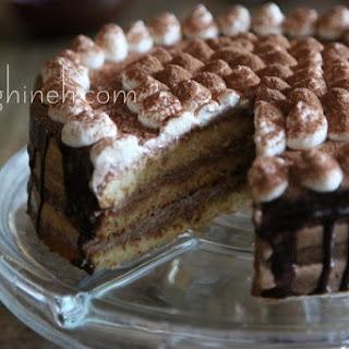 Tiramisu Honey Cake