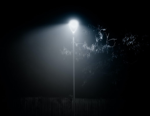 Nebbia Blue  di natalia_b