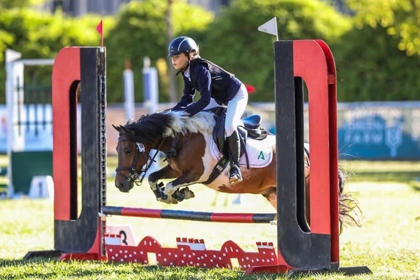 El Ponyclub Almería brilla en España