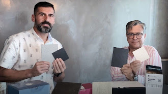 Diego Ferrón y Santiago Alfonso.