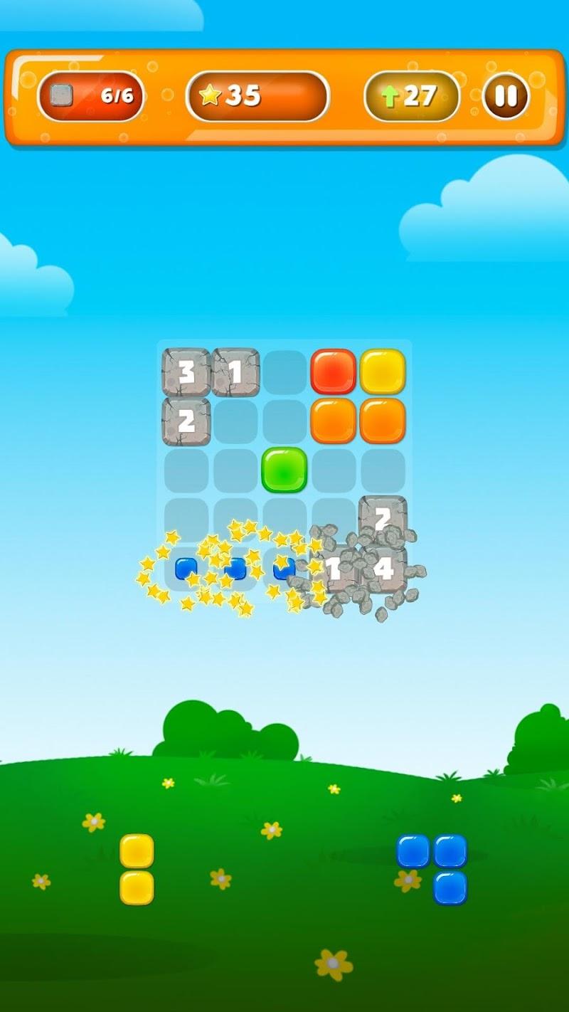 Скриншот Головоломка: Крушитель Блоков