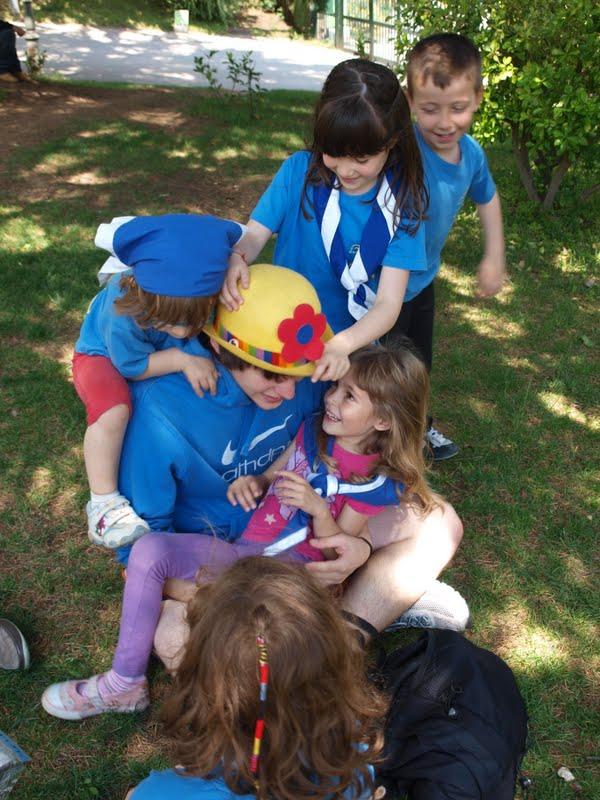 Excursió Petits 2011