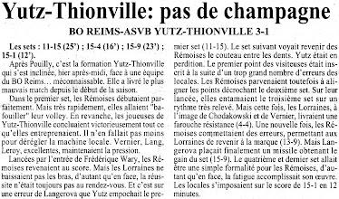 Photo: 22-11-95 N2F Reims - Yutz-Thionville 3-1
