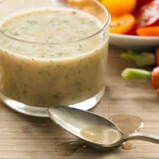 Honey Mustard Salad Dressing.