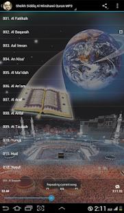Al Minshawi Full Quran Offline - náhled