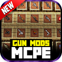 Gun Mod For MCPE! icon