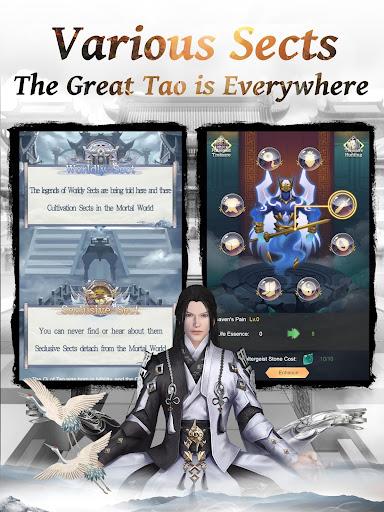Immortal Taoists-Idle Game of Immortal Cultivation 1.3.8 screenshots 8