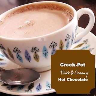 Crock-Pot Thick & Creamy Hot Chocolate