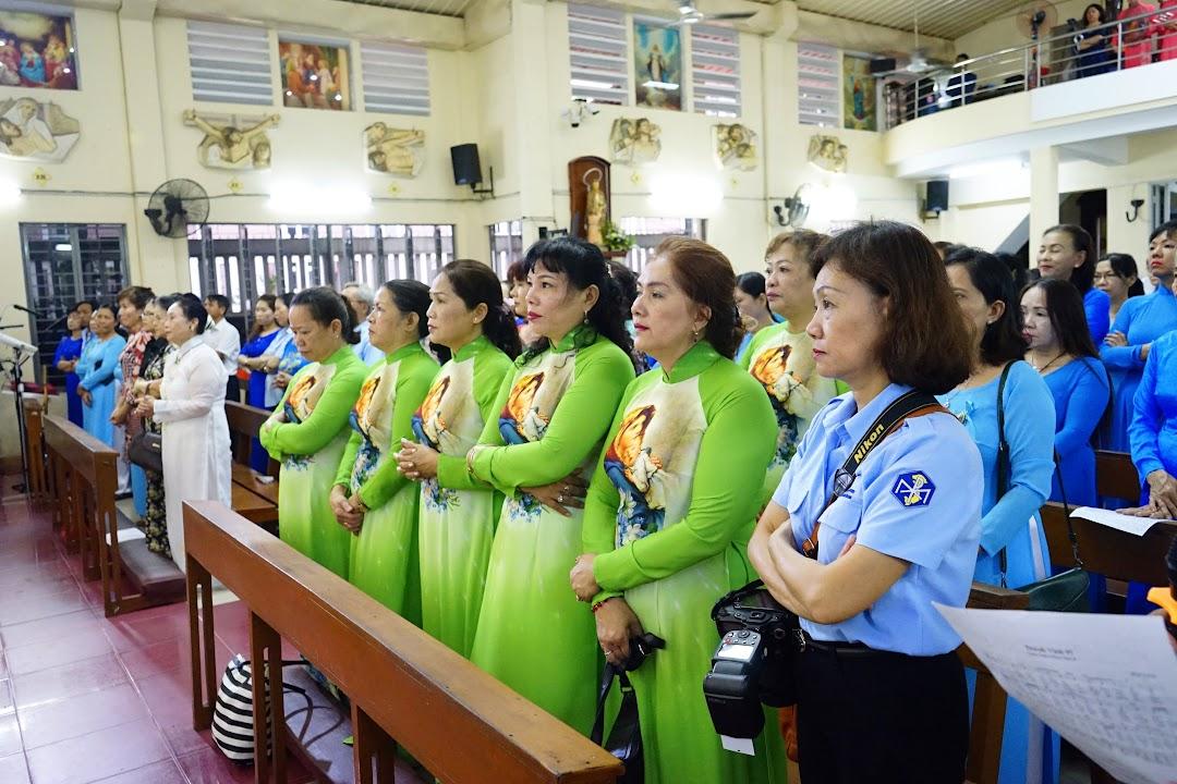 Hiệp Hội Thánh Mẫu Việt Nam : Mừng kính Đức Mẹ Vô Nhiễm Nguyên tội - Ảnh minh hoạ 12