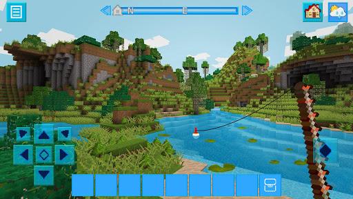 AdventureCraft: 3D Block Building & Survival Craft  13
