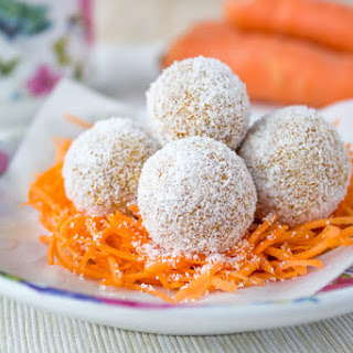 Sweet Carrot Balls Recipes