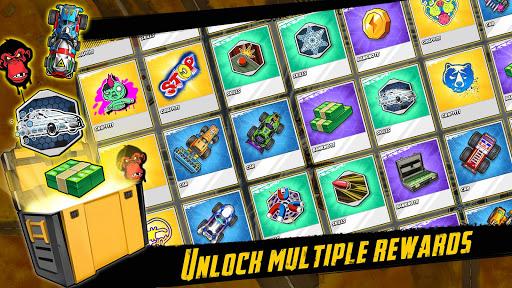 Code Triche Trailer Battle 2 APK MOD screenshots 5