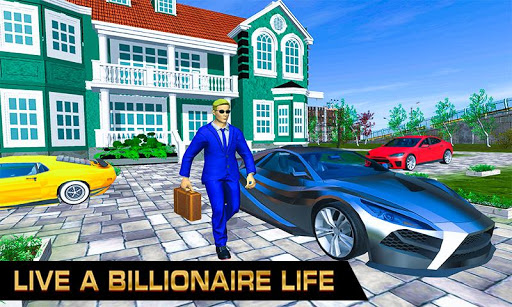 Billionaire Driver Sim: Helicopter, Boat & Cars 1.0.4 screenshots 4