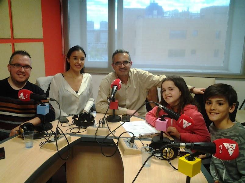 Hablemos de Fallas en UPV-RADIO. Programa nº 42. Falla Molinell - Alboraya