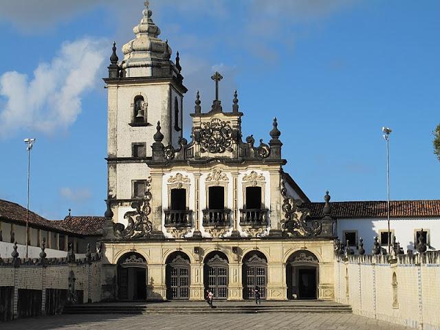 Resultado de imagem para o Convento Franciscano de Santo Antônio paraíba