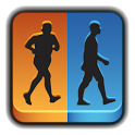 Run / Walk Intervals Timer icon