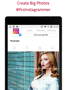 PhotoSplit Pro Apk Grid Photo Maker for Instagram Mod Apk 6