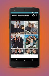 Martinez Twins Wallpapers screenshot