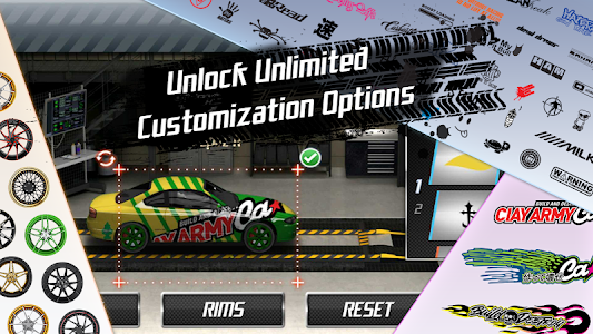 Drag Racing 1.8.10 (Mod Money/Unlocked)