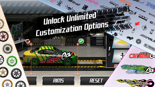 Drag Racing MOD (Unlimited Money) [Latest] 1