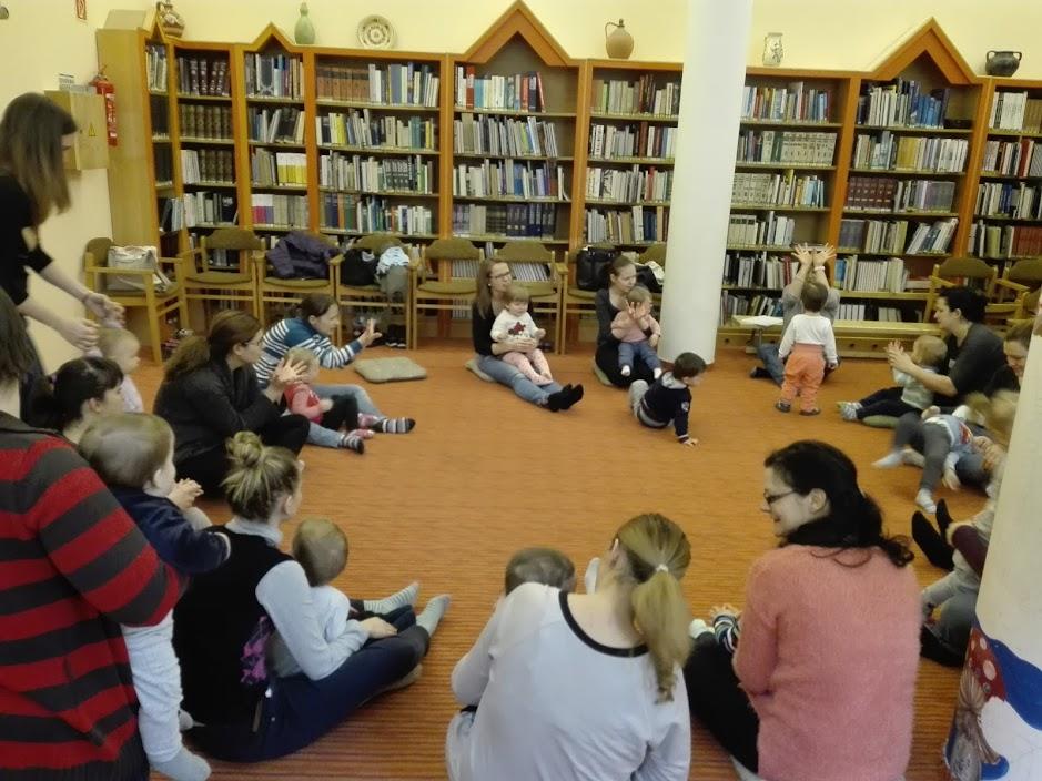 Verseghy Ferenc Könyvtár Gyermekkönyvtára