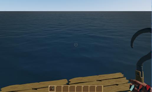 Raft Survival Evoled Ark 3D - náhled