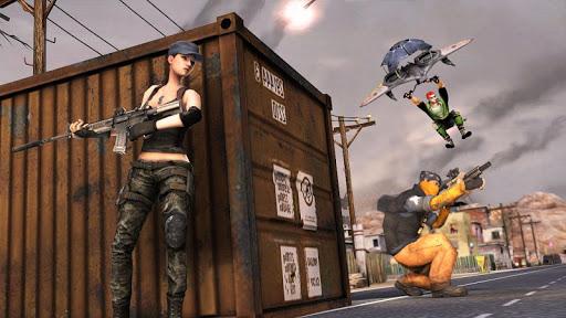 Battle Royale : Unknown Survival Squad Mobile 1.0 screenshots 1