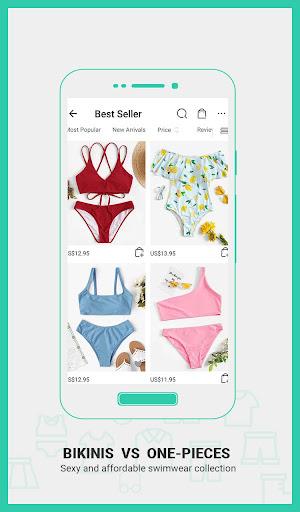ROMWE - Women's Fashion 4.2.2 app download 2