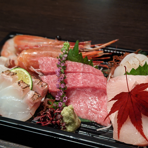 Premium Assorted Sashimi
