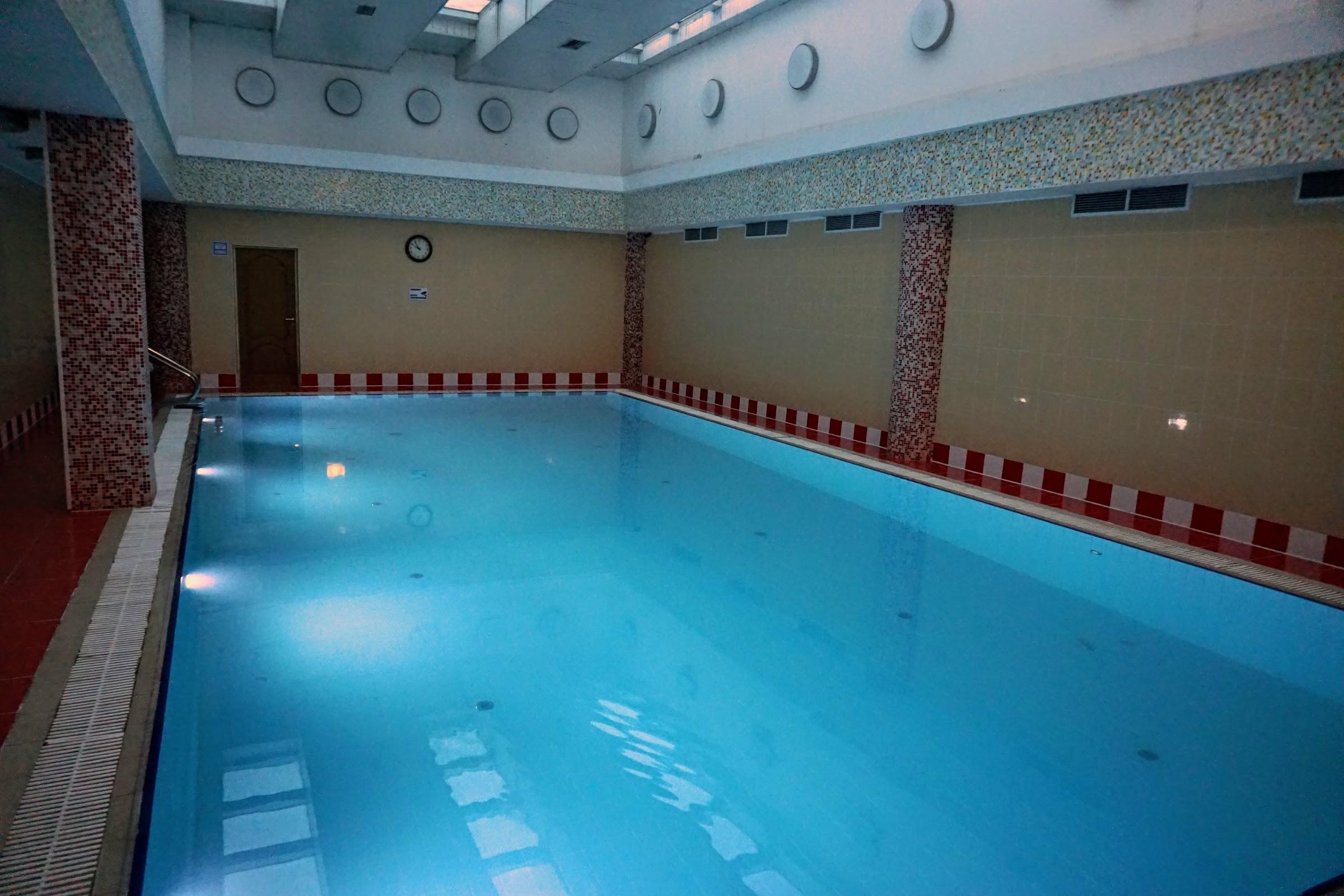 Гостиница Азимут в Ярославле