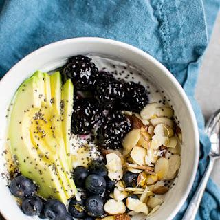 Healthy Yogurt Bowls.