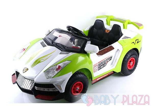 Xe hơi điện cho bé 2117 5