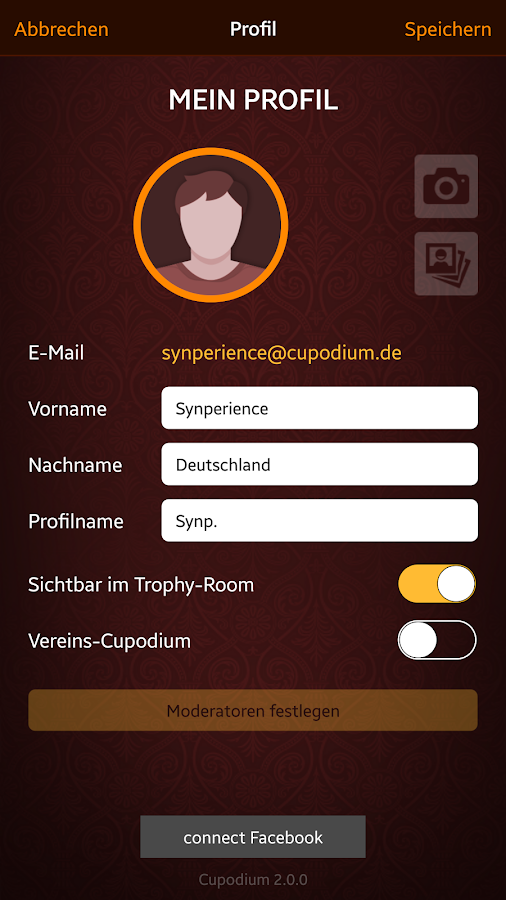 Cupodium – Screenshot